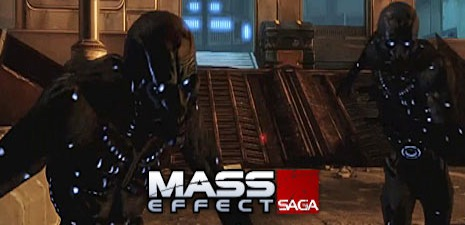 Mass Effect Saga [N7: Sovereign] #2