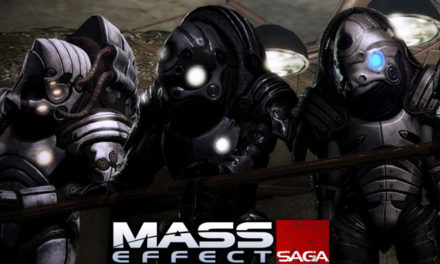 Mass Effect Saga [Arturius: Raptors] 1