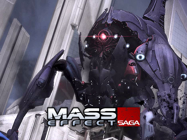Mass Effect Saga [Prólogo: Leaving Rio]