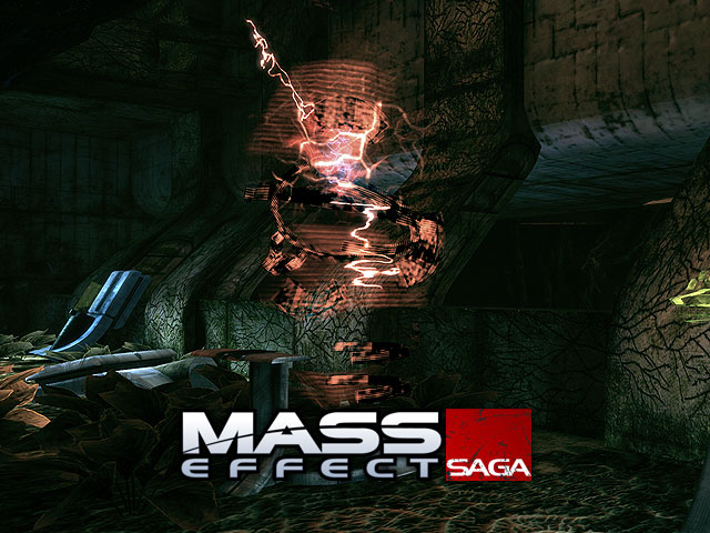 Mass Effect Saga [Ilos: Prothean Intel]