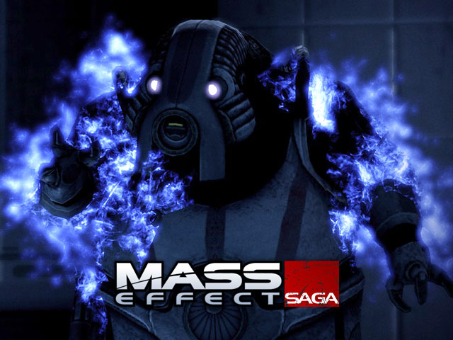 Mass Effect Saga [Omega: Biotic God]