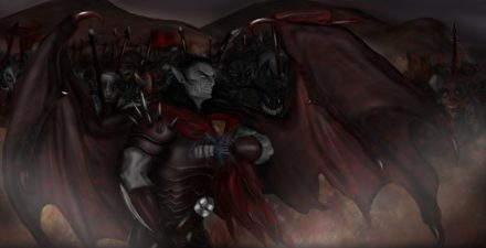 Well of Worlds: Blood Storm, parte 1