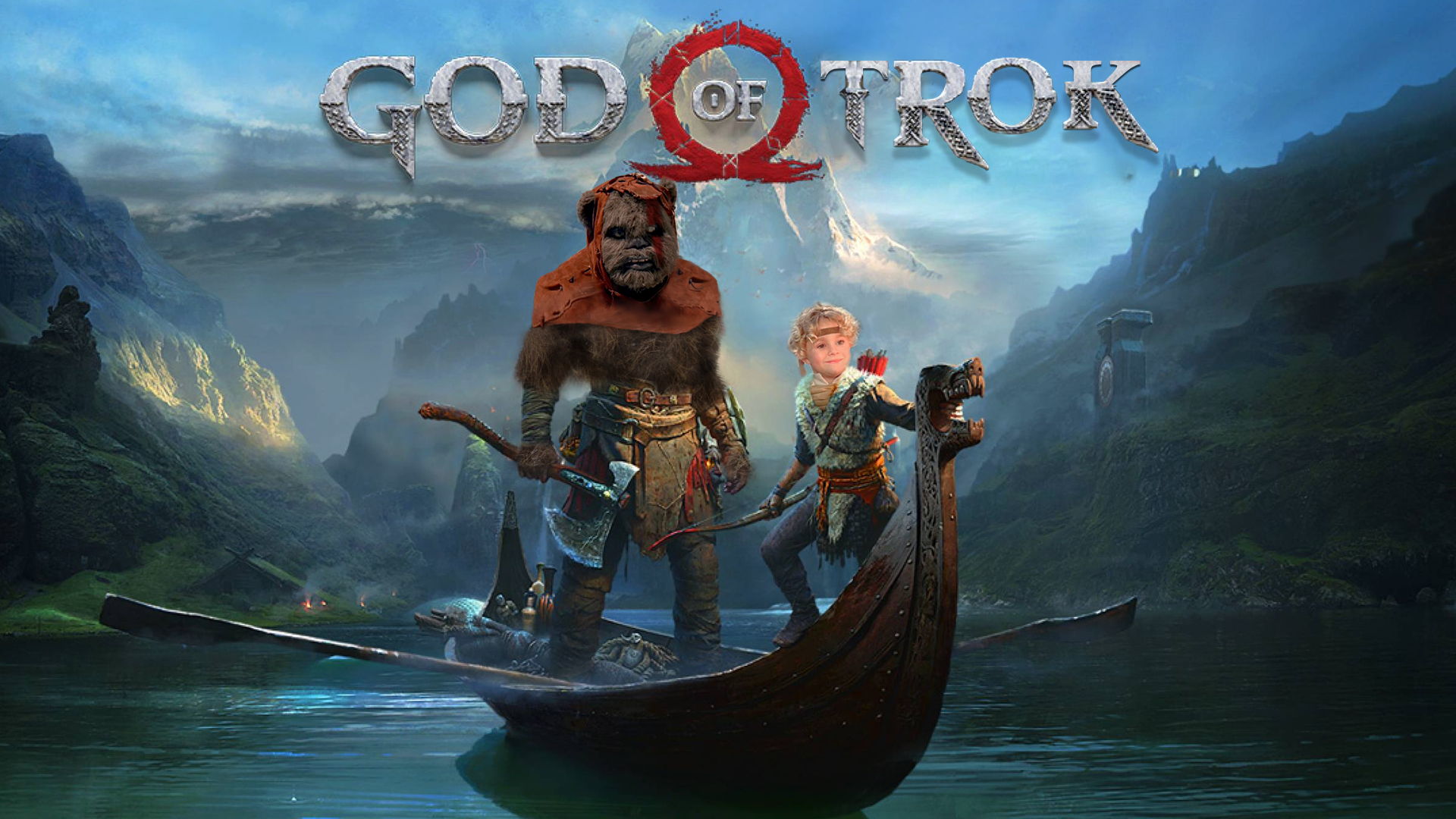 Caravana da Vingança: God of Trok