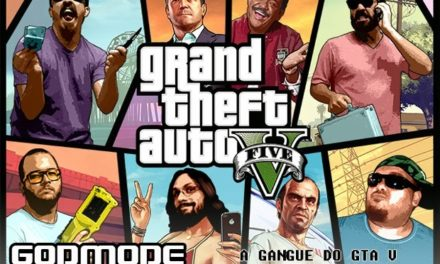 A gangue do GTA V