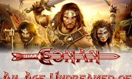 Conan: an Age undreamed of
